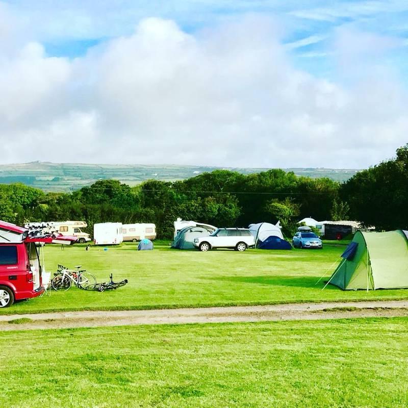 Tregroes Caravan, Camping & Glamping Park Tregroes Camping Park, Manorowen Road, Tregroes, Fishguard, Pembrokeshire SA65 9QF