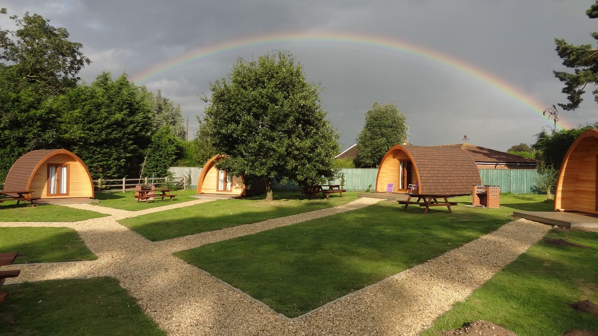 Campsites in King's Lynn – Cool Camping