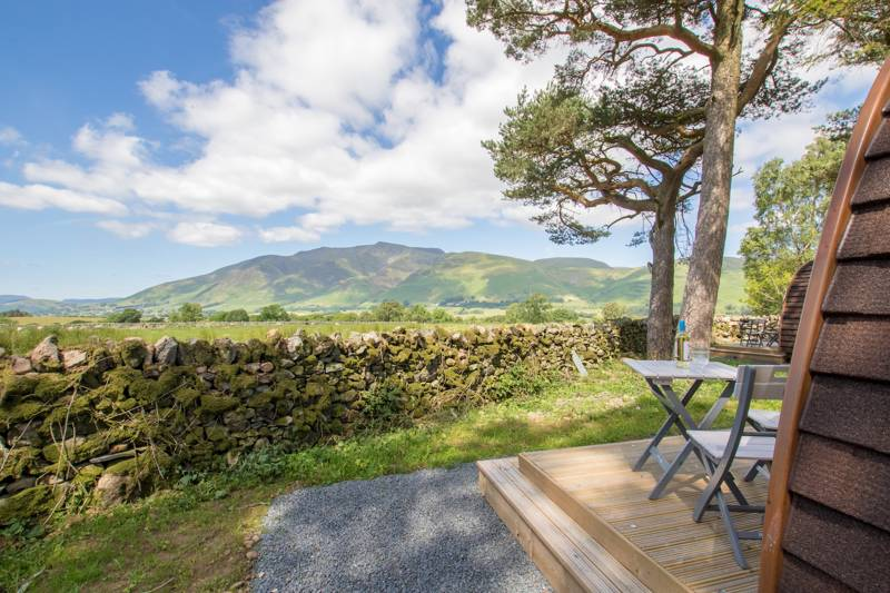 Ewe Love Camping Pods Highgate Close, Troutbeck, Penrith, Cumbria CA11 0SU