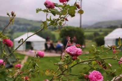 Barnutopia Glamping & Venue Hire Tanycoed Farm, Llansilin, Oswestry, Shropshire SY10 9BS