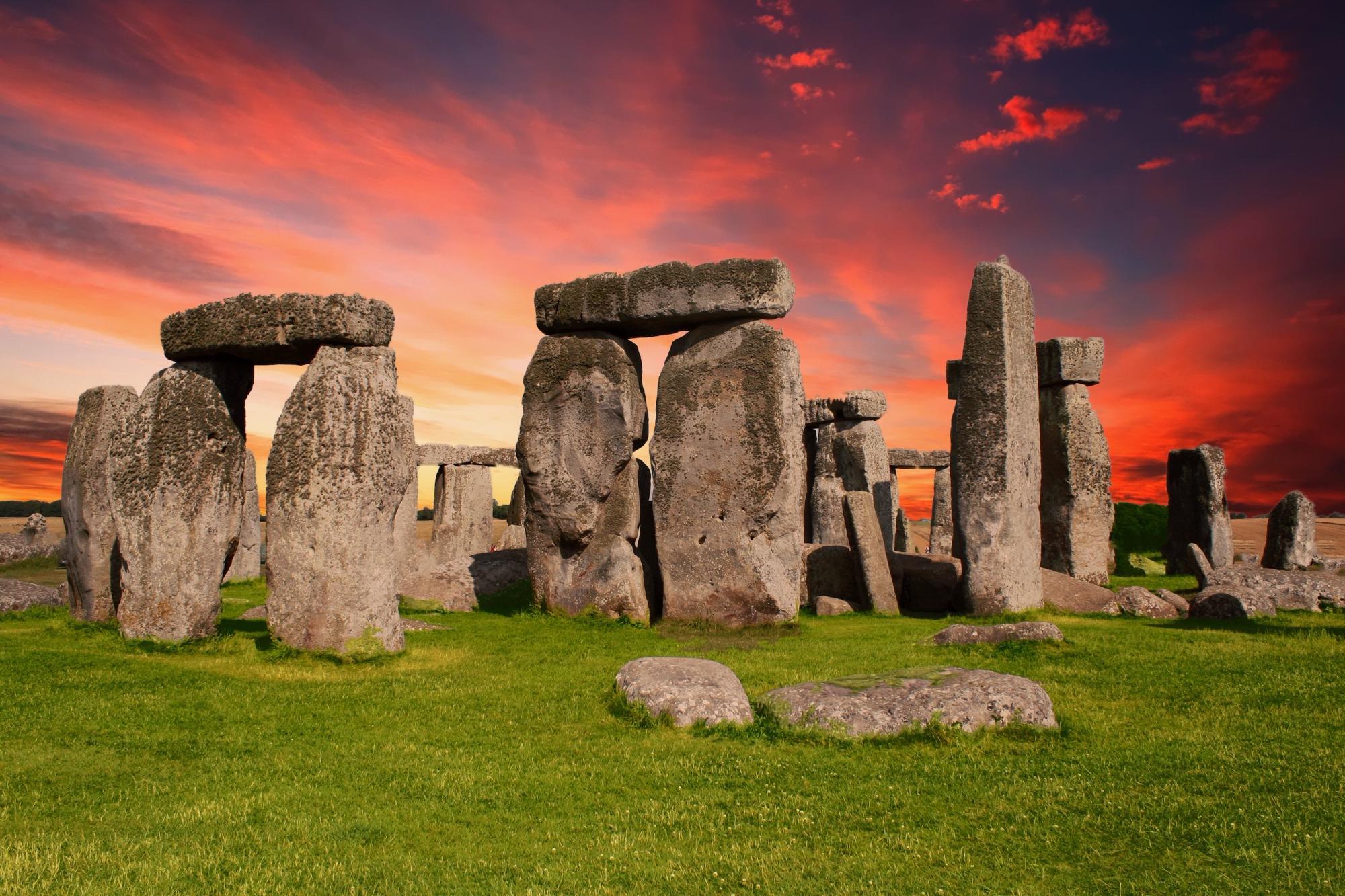 Stonehenge Camping   Campsites Near Stonehenge