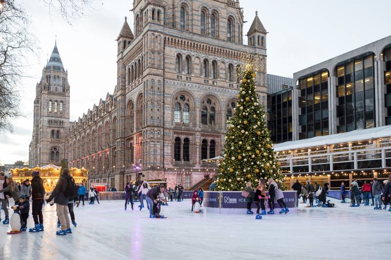 Top 20 Things to do in London at Christmas