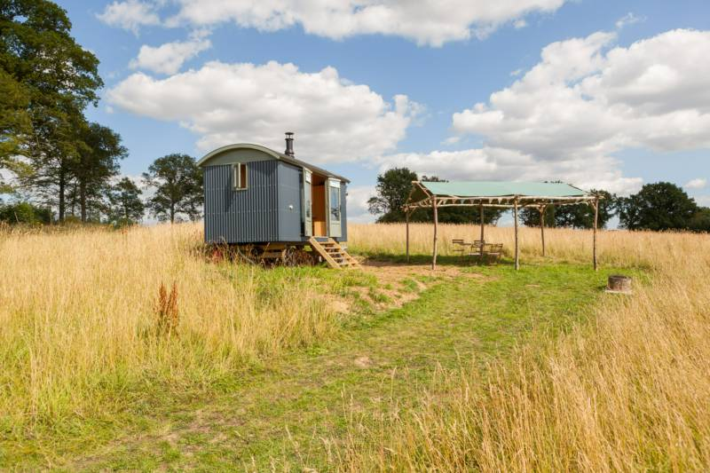 'Barbara' Shepherds Hut