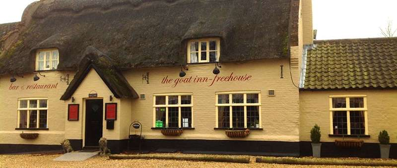 The Goat Long Road Skeyton Norfolk NR10 5DH