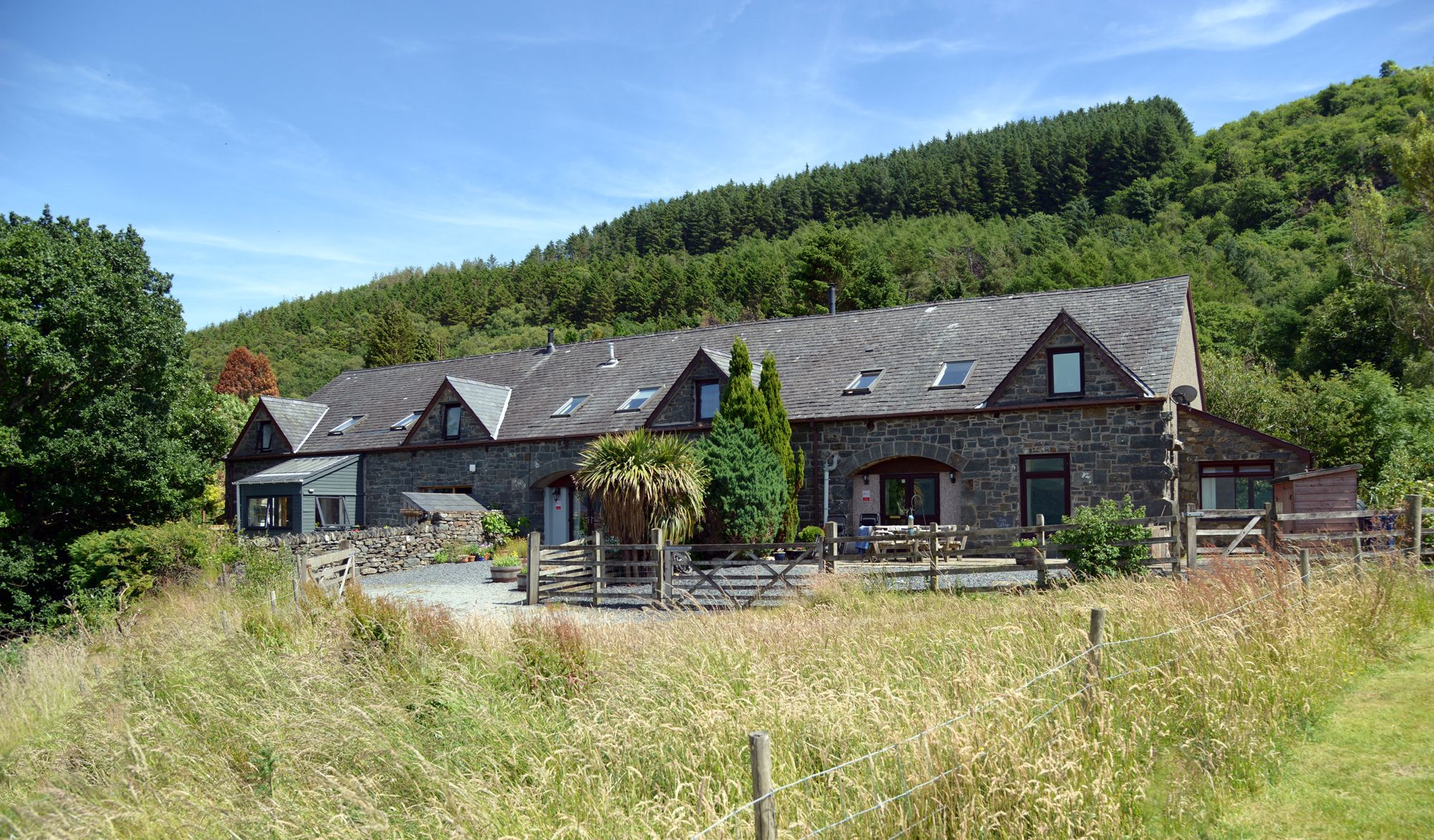 Self-Catering in Gwynedd holidays at Cool Places