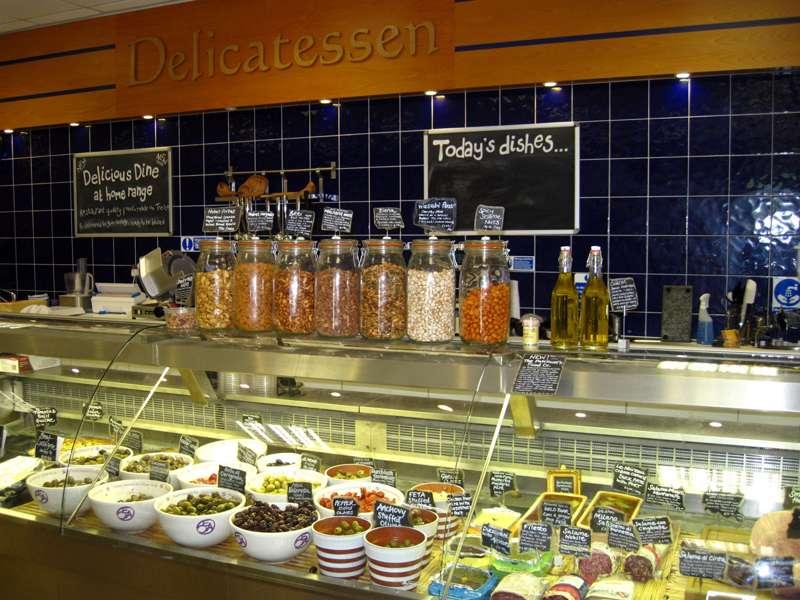 Tresco Stores