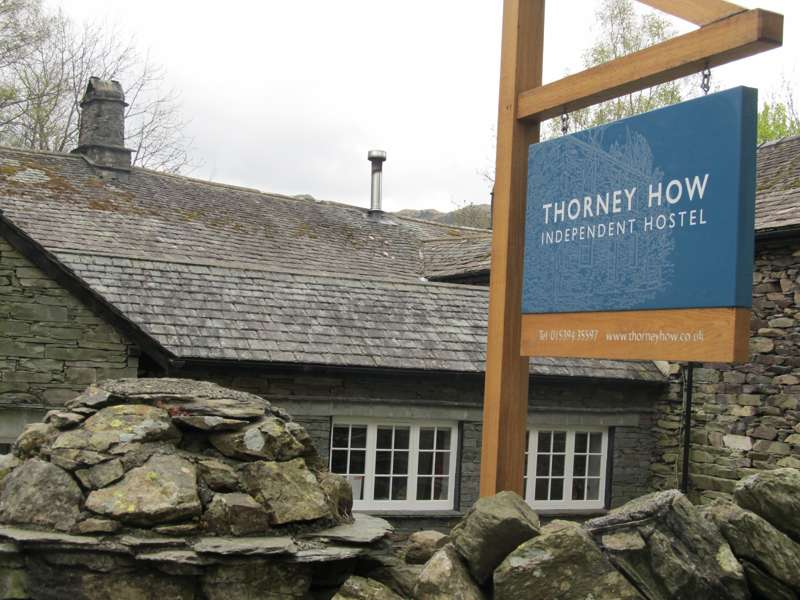 Thorney How Grasmere Cumbria LA22 9QW