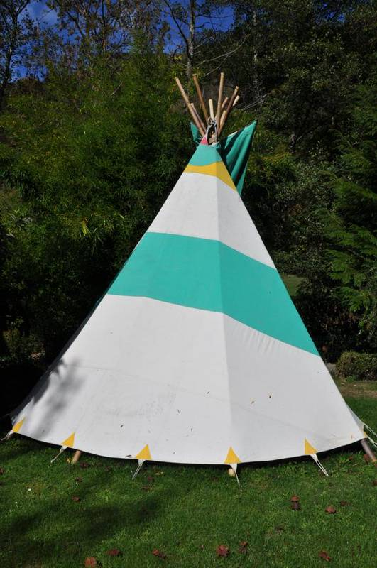 Tipi for 2 people