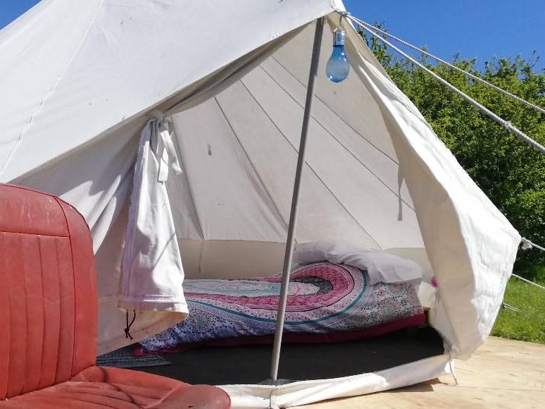 Bell Tent - Buttercup