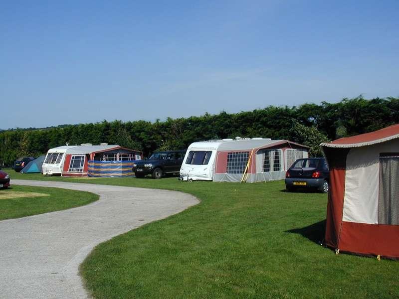 Penmarlam Caravan & Camping Park Penmarlam Caravan & Camping Park, Bodinnick, Fowey, Cornwall PL23 1LZ