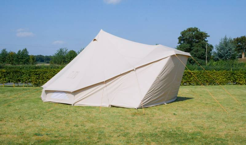 Bell Tent 3 - HAZEL (Platform and Porch)