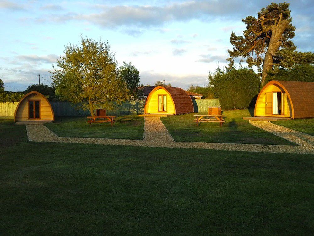 A well located Norfolk campsite with great access to the coast, fens and traditional market towns.