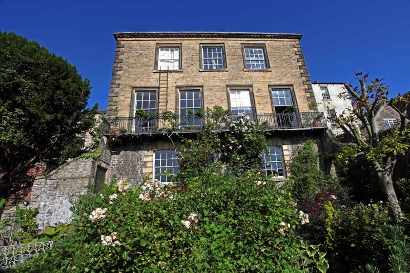 Millgate House – a romantic bolthole with fabulous gardens in Richmond, North Yorkshire
