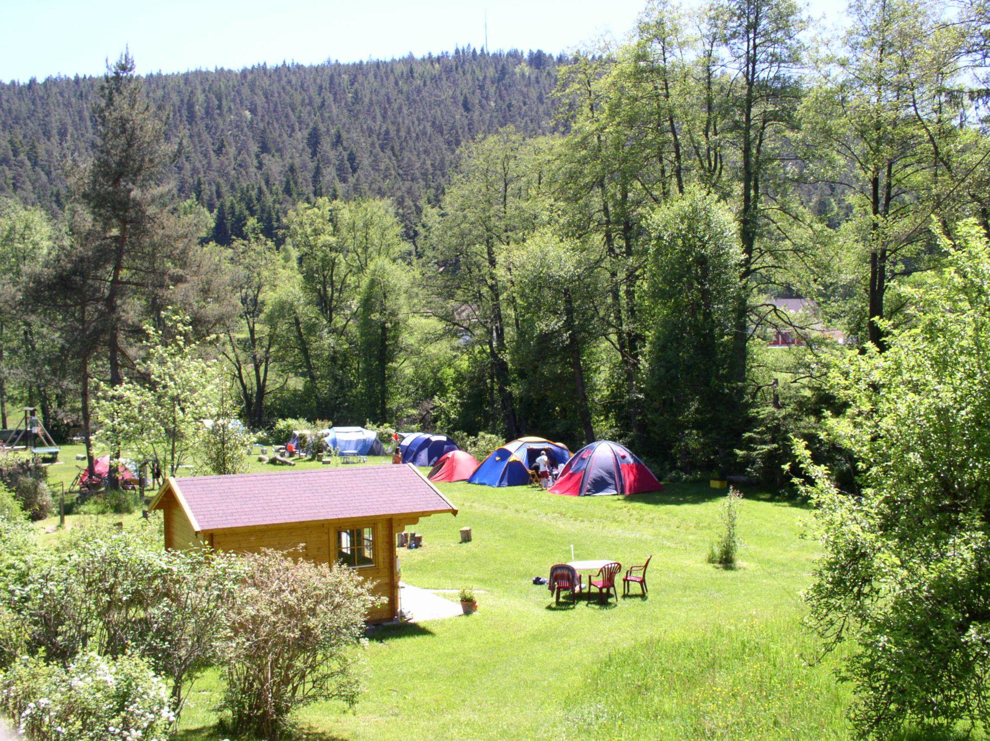 Party Camping Deutschland