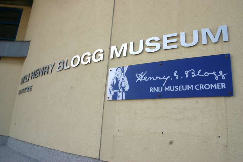 RNLI Henry Blogg Museum