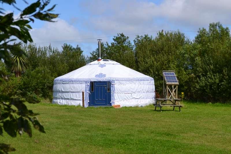 Swallows Yurt