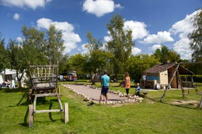 Domaine La Mathonière Camping Mathoniere, 03350 Louroux-Bourbonnais, Allier, France