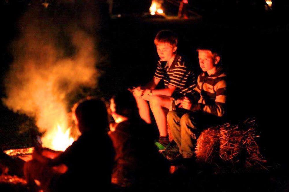 Campsites in Thirsk holidays at Cool Camping