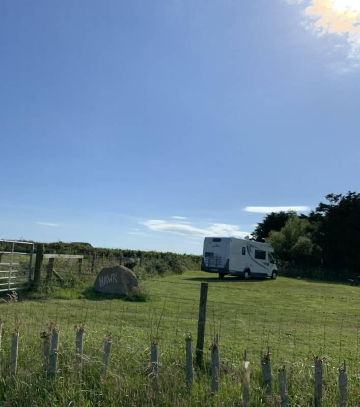 Hawk Camping or Motorhome Pitch (EHU)