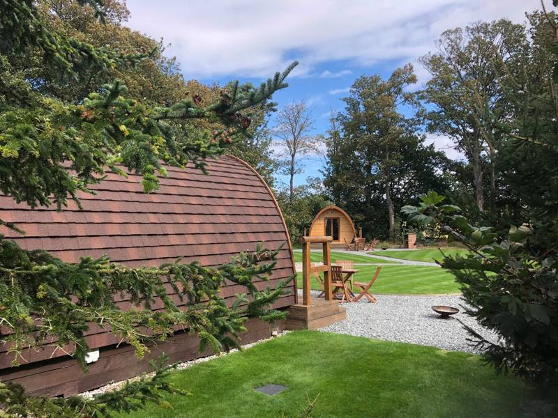 Little Wold Away Glamping Low Road, Everthorpe, Brough, East Yorkshire HU15 2AD