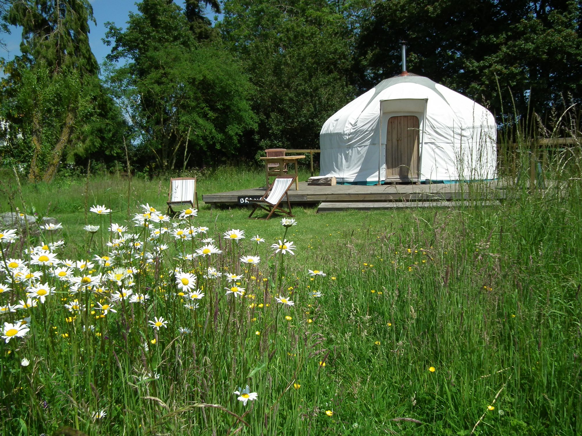 Peace and tranquility in the Suffolk countryside, but also plenty to do on this charming glamping site.