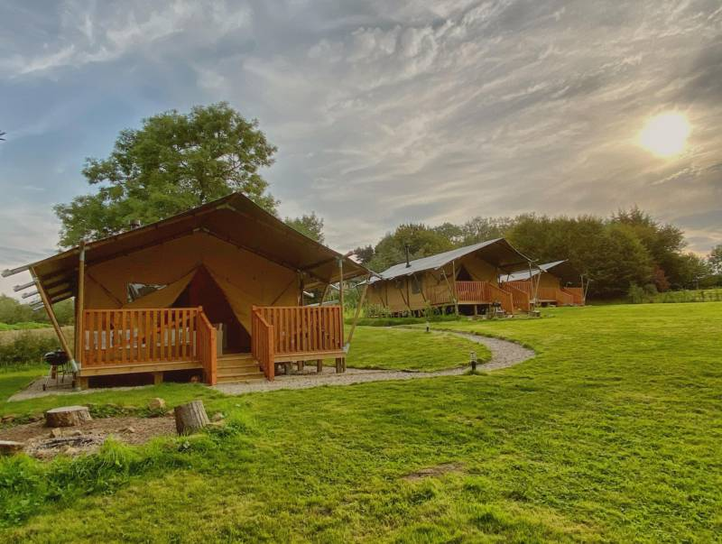Little North Field Glamping Fountains Road, Harrogate, North Yorkshire HG3 3JN