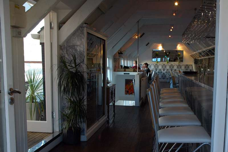 The Loft Restaurant and Terrace