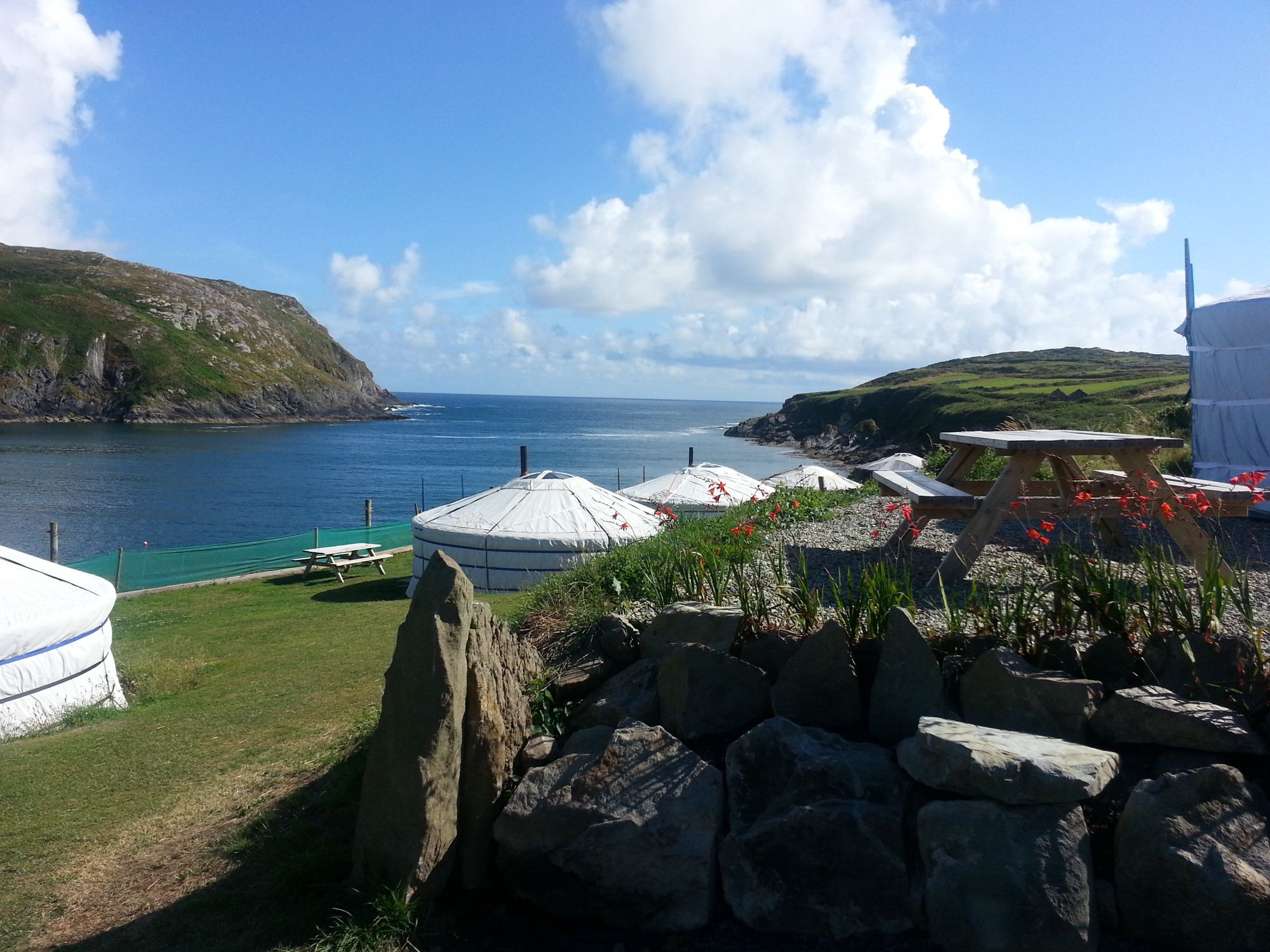 Campsites in Cork holidays at Cool Camping