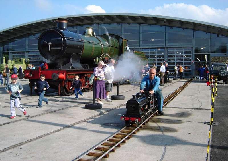 Shildon National Railway Museum