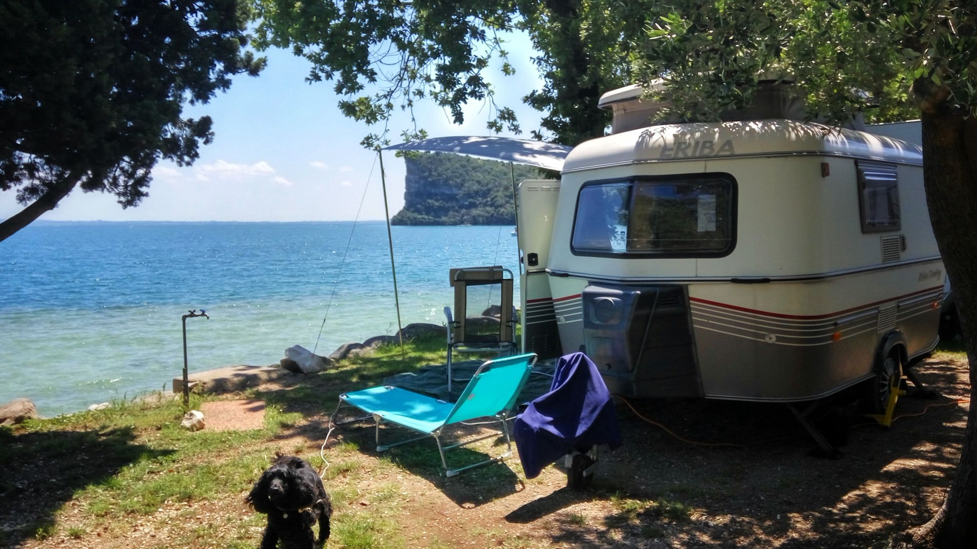 Campsites in Lombardy holidays at Cool Camping