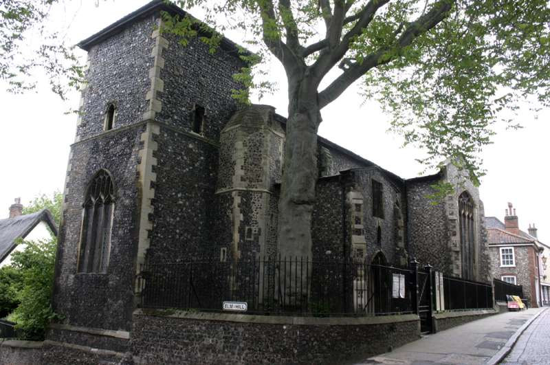 St Peter Hungate