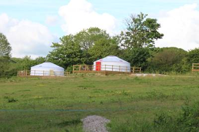 The Porth Yurt