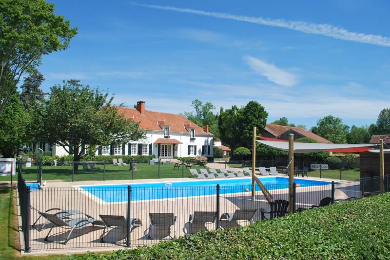 Domaine Les Gandins 1 allée des Gandins, 03140 St-Germain-de-Salles, Allier, France