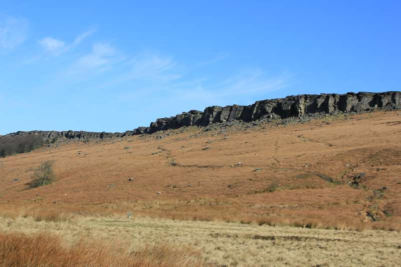 Nick's Cafe, Stanage Edge