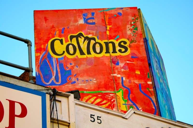 Cottons Restaurant & Rum Shack