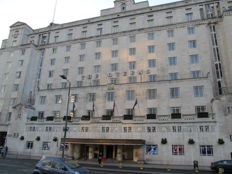 Queens Hotel City Square, Leeds LS1 1PJ
