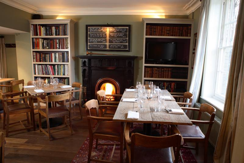 Win a Midweek Stay for 2 at The King's Head, North Norfolk
