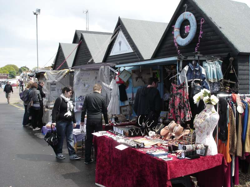 Whitstable Harbour Market