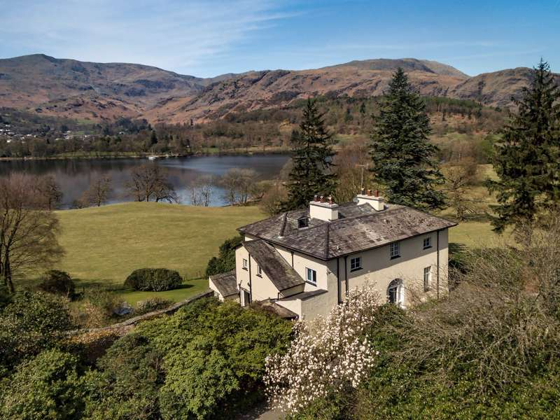 Lakeland Cottage Company Woodside, Charney Road, Coniston, Cumbria LA11 6BP