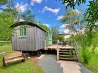 The Sennybridge Hot Tub Hut