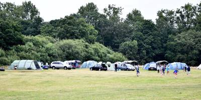 A stunningly located campsite on the doorstep of the South Downs National Park.