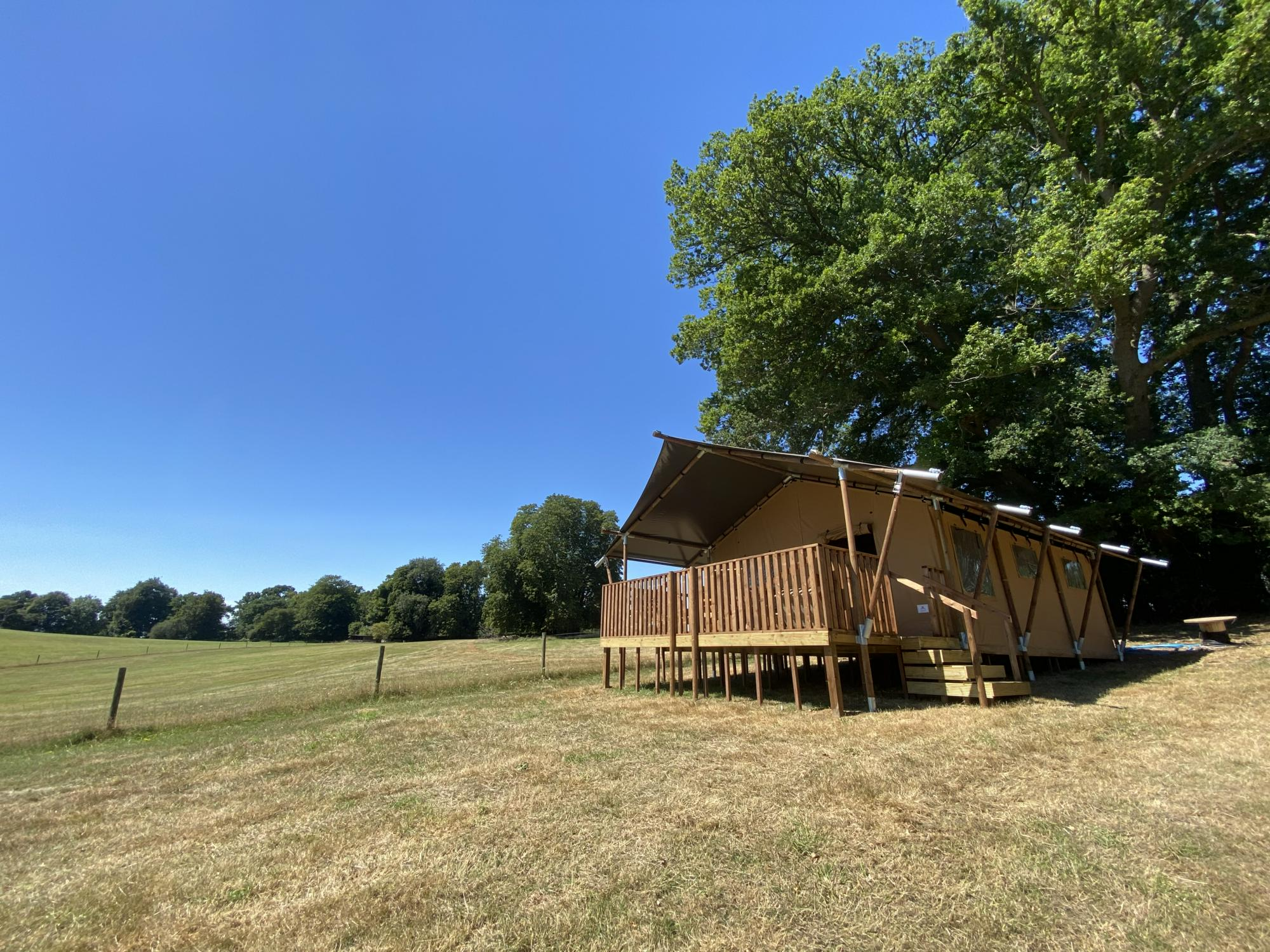 Glamping in South East England – I Love This Campsite