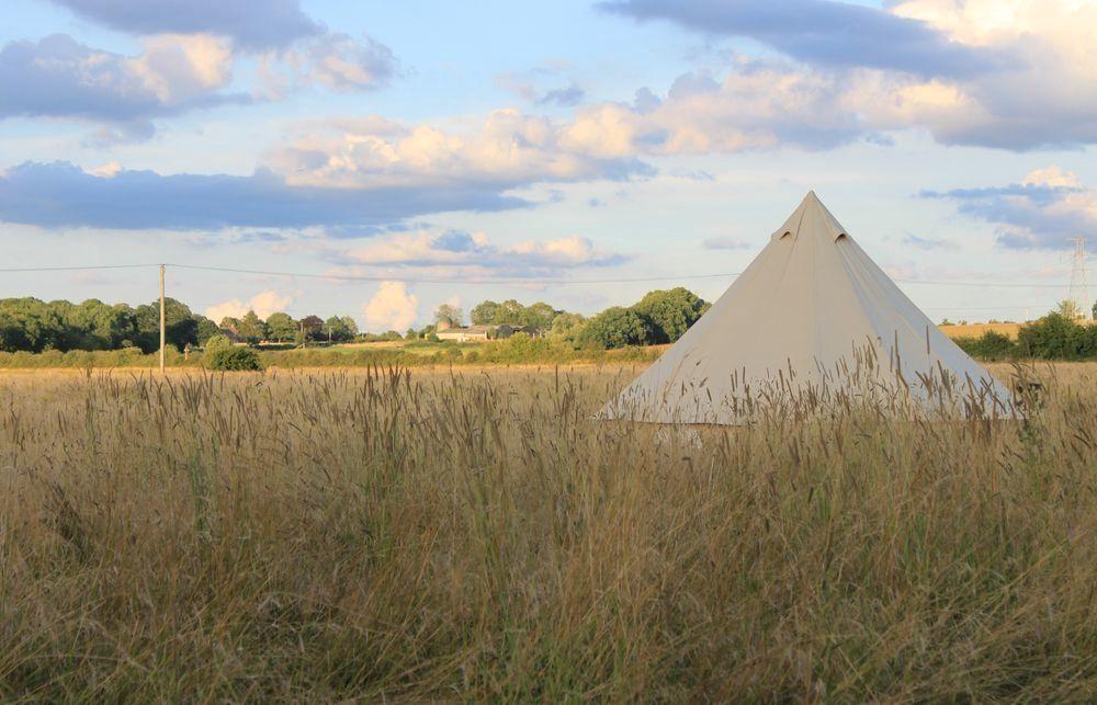 Glamping in Oxfordshire