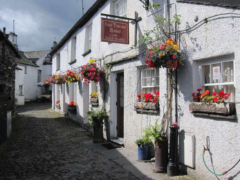 Ann Tysons Wordsworth Street Hawkshead LA22 0PA