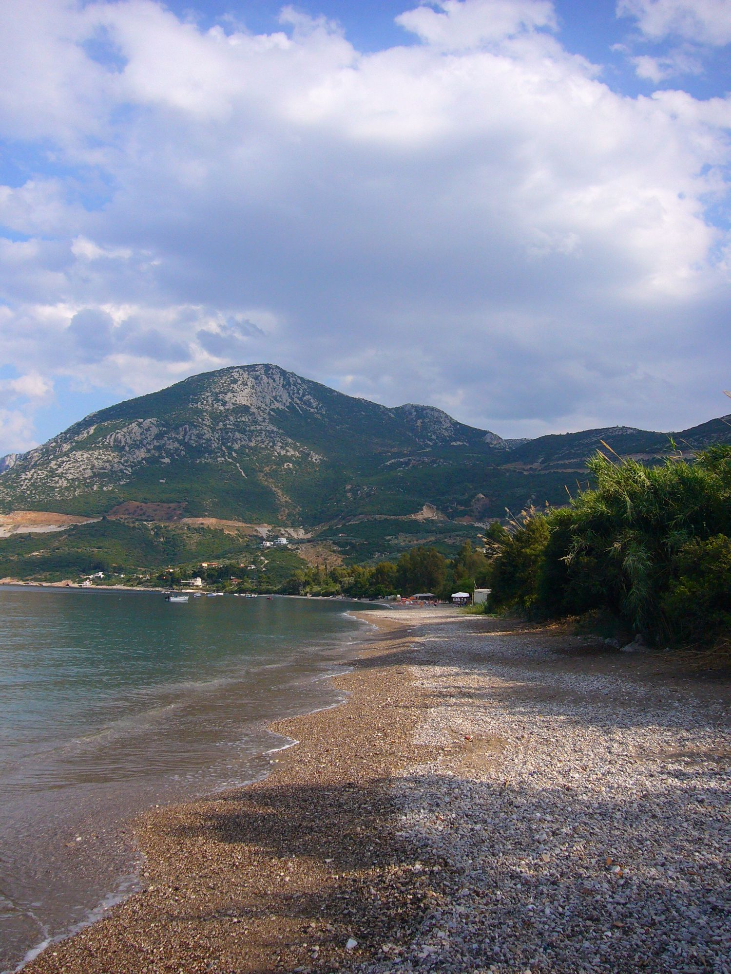 Campsites in Greece holidays at I Love This Campsite