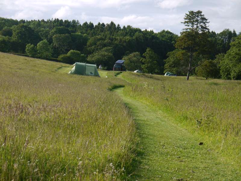 Walkmill Campsite Walkmill Campsite (nr. Guyzance), Warkworth, Northumberland NE65 9AJ