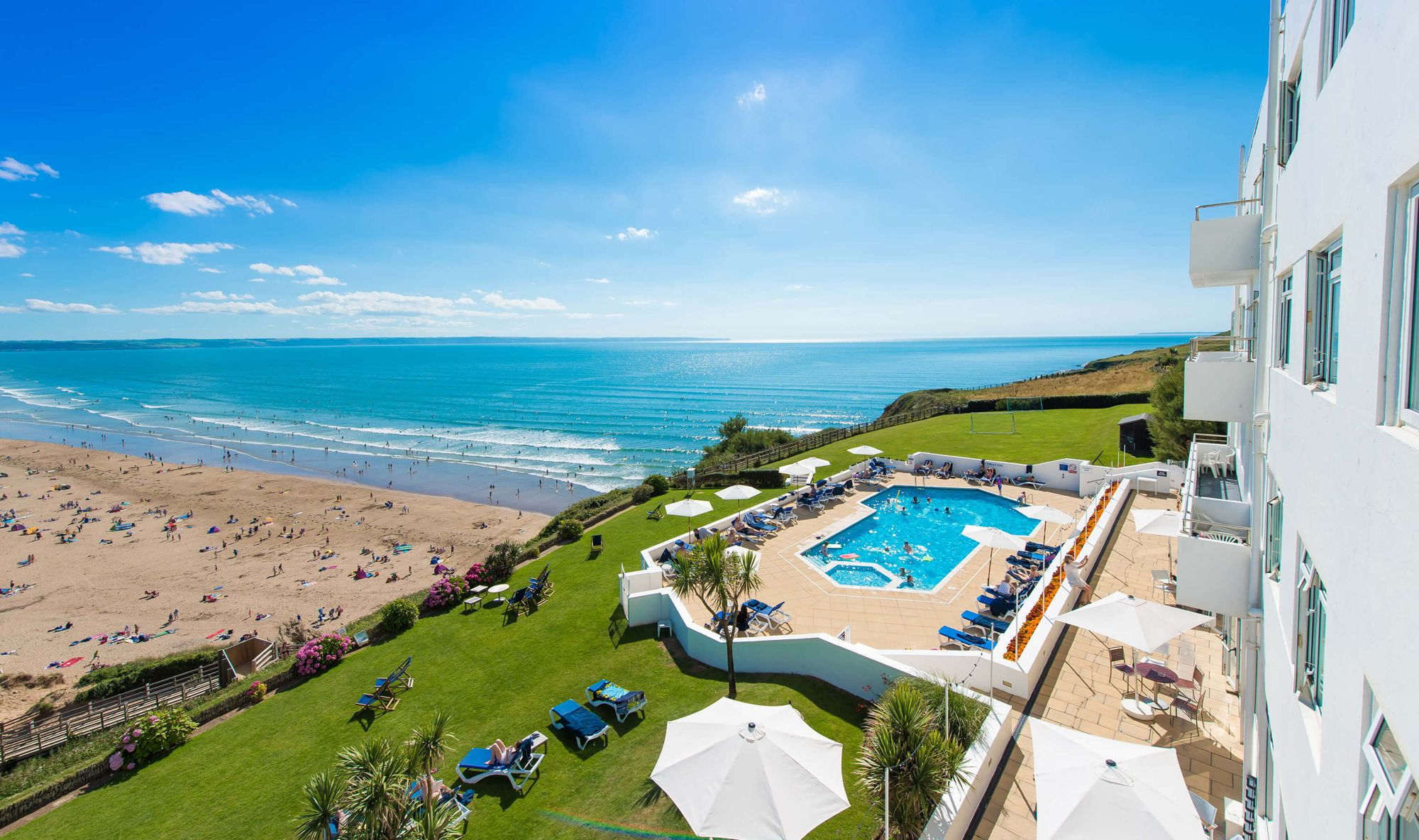 Hotels in Croyde holidays at Cool Places