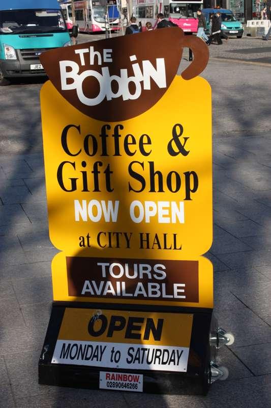 The Bobbin Coffee Shop
