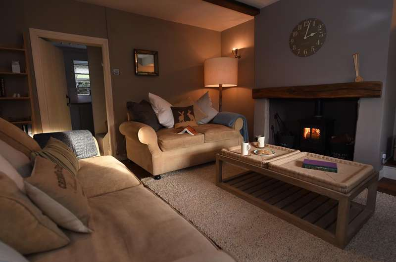 Sett Cottage Hayfield Derbyshire SK22 2HS