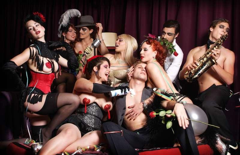 Proud Cabaret City